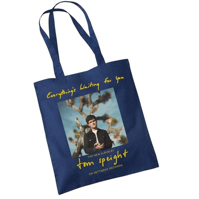 Tom Speight Tote Bag