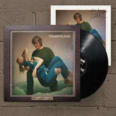 Trampolene Love No Less Than A Queen Standard LP (Vinyl)