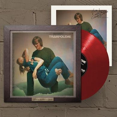 Love No Less Than A Queen Red LP (Vinyl)