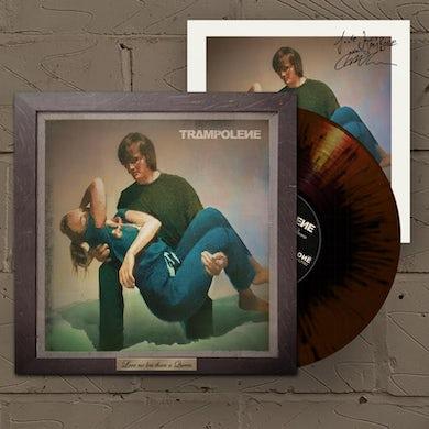 Trampolene Love No Less Than A Queen Marble LP (Vinyl)