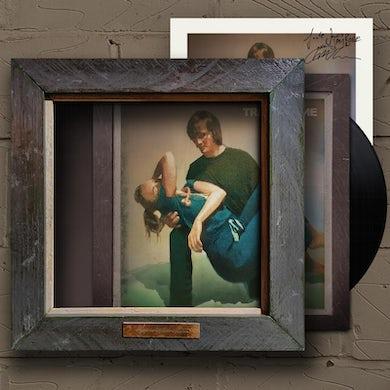 Trampolene Love No Less Than A Queen Deluxe Framed Black Heavyweight LP (Vinyl)