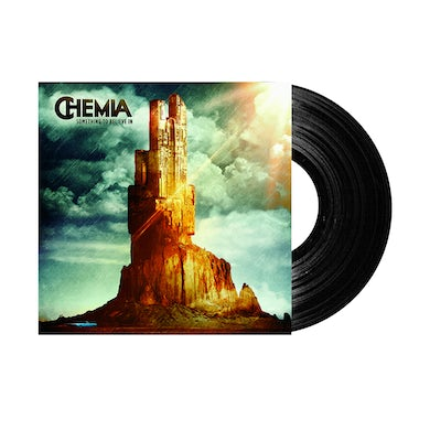 Chemia Something to Believe in - Black Vinyl Vinyl