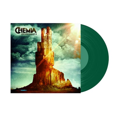 Chemia Something to Believe in - Exclusive Green Vinyl  Vinyl