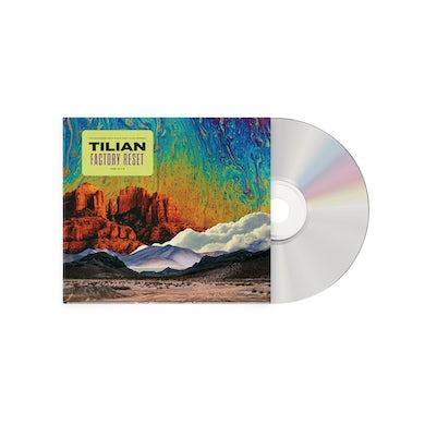 Tilian Factory Reset CD CD