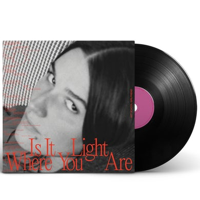 Is It Light Where You Are Heavyweight LP (Vinyl)