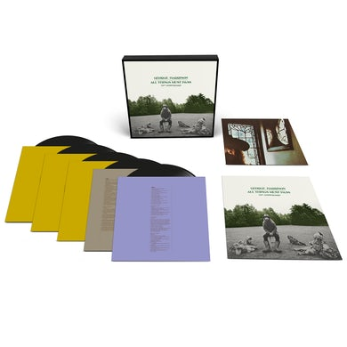 All Things Must Pass 5LP Deluxe Boxset (Vinyl)