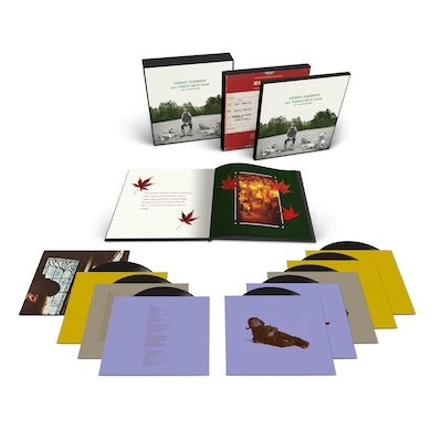 All Things Must Pass Super Deluxe 8LP Boxset (Vinyl)