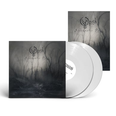 Blackwater Park: 20th Anniversary Edition White Double Heavyweight LP (Vinyl)