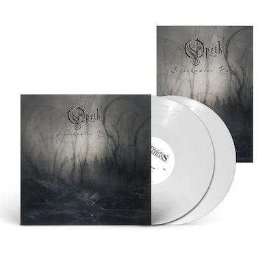 Opeth Blackwater Park: 20th Anniversary Edition White Double Heavyweight LP (Vinyl)