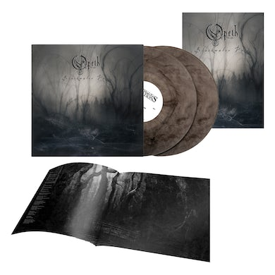Blackwater Park: 20th Anniversary Edition Deluxe Dark Smokey Transparent Double Heavyweight LP (Vinyl)