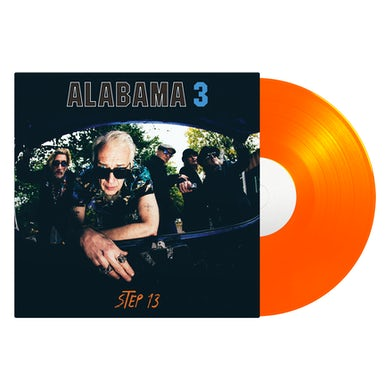 Step 13 Orange Heavyweight Vinyl