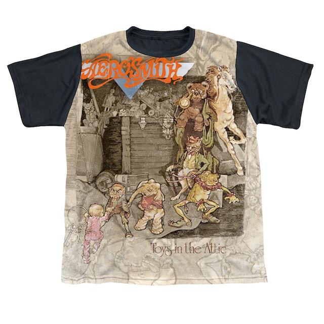 Aerosmith Youth Shirt | TOYS IN THE ATTIC Tee