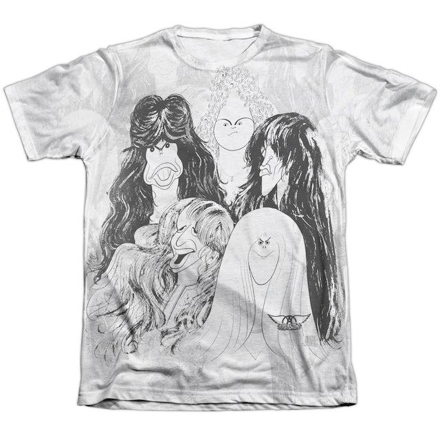 Aerosmith Shirt   LINES Tee