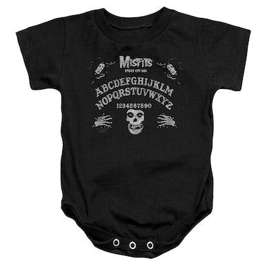 The Misfits Baby Onesie | OUIJA BOARD Infant Snapsuit