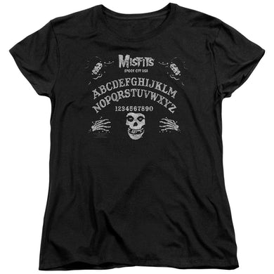 The Misfits Women's Shirt | OUIJA BOARD Ladies Tee