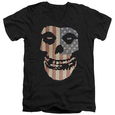 The Misfits T Shirt (Slim Fit) | FIEND FLAG Slim-fit Tee
