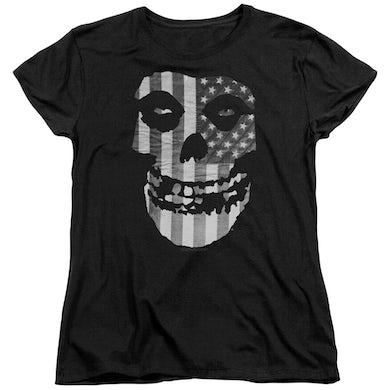 The Misfits Women's Shirt | FIEND FLAG Ladies Tee