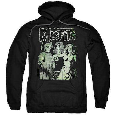 The Misfits Hoodie | THE RETURN Pull-Over Sweatshirt