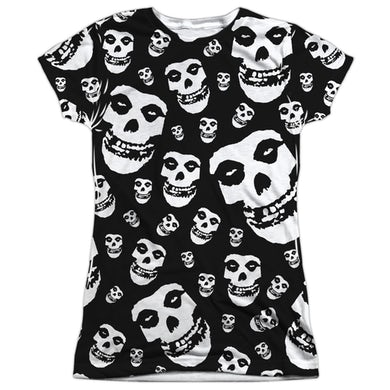 The Misfits Junior's T Shirt | FIENDS ALL OVER Sublimated Tee