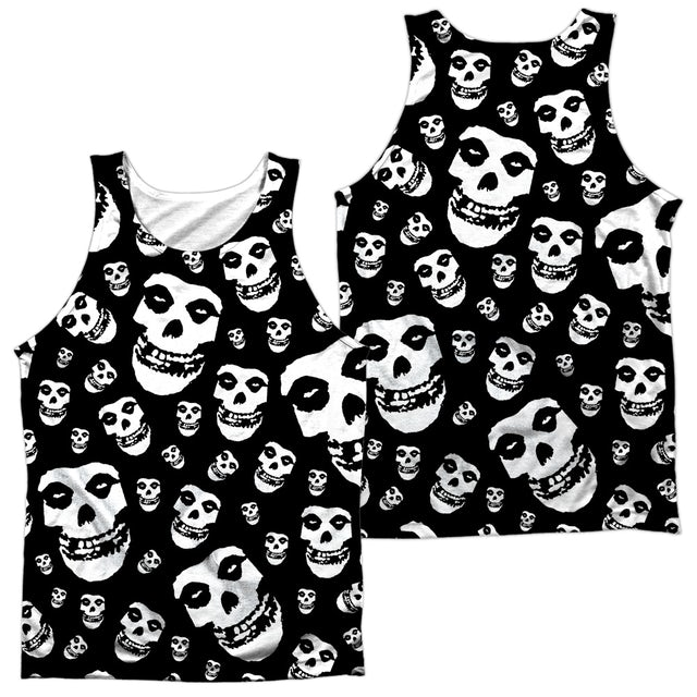 The Misfits FIENDS ALL OVER (FRONT/BACK PRINT)