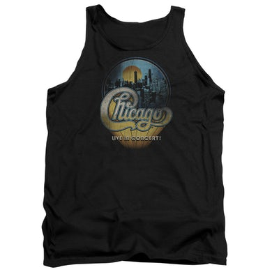 Chicago Tank Top | LIVE Sleeveless Shirt