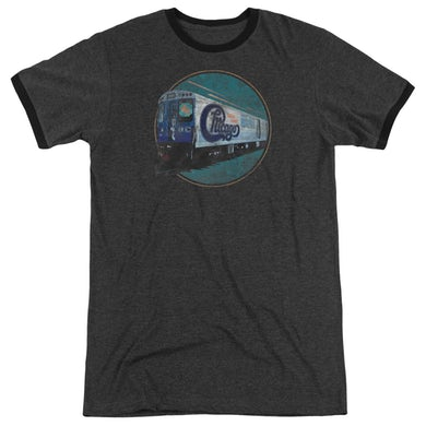 Chicago Shirt | THE RAIL Premium Ringer Tee