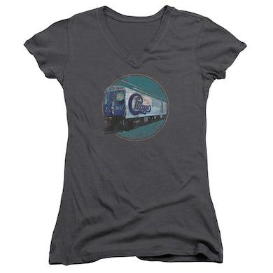 Chicago Junior's V-Neck Shirt | THE RAIL Junior's Tee