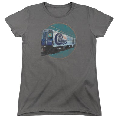 Chicago Women's Shirt | THE RAIL Ladies Tee