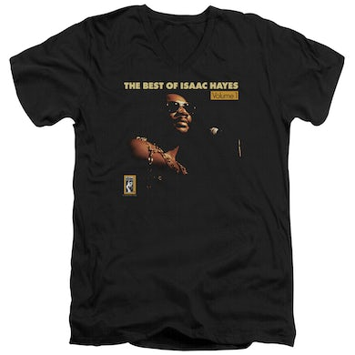Isaac Hayes T Shirt (Slim Fit)   CHAIN VEST Slim-fit Tee