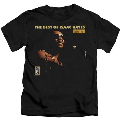 Isaac Hayes Kids T Shirt   CHAIN VEST Kids Tee