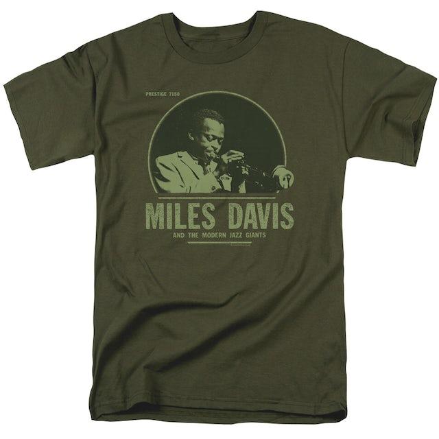 Miles Davis Shirt | THE GREEN MILES T Shirt