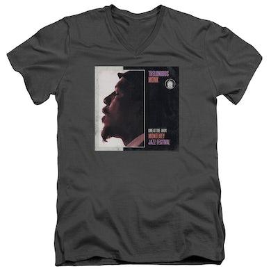 Thelonious Monk T Shirt (Slim Fit)   MONTEREY Slim-fit Tee