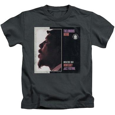 Thelonious Monk Kids T Shirt   MONTEREY Kids Tee