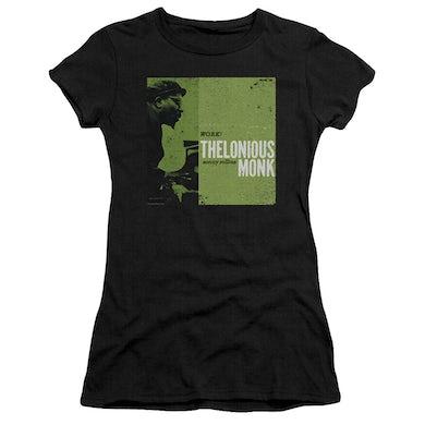 Thelonious Monk Juniors Shirt   WORK Juniors T Shirt