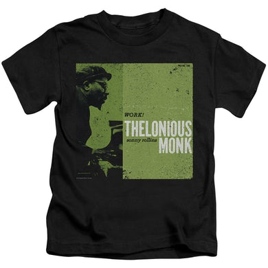 Thelonious Monk Kids T Shirt   WORK Kids Tee