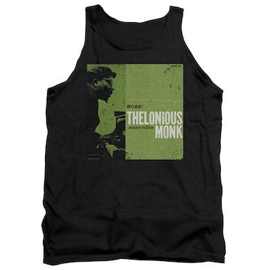 Thelonious Monk Tank Top   WORK Sleeveless Shirt