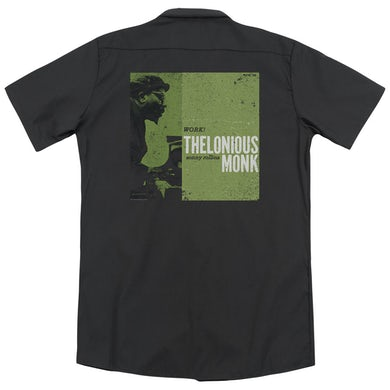 Thelonious Monk WORK(BACK PRINT)