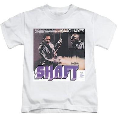 Isaac Hayes Kids T Shirt   SHAFT Kids Tee