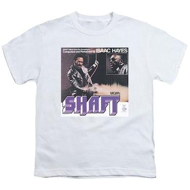 Isaac Hayes Youth Tee   SHAFT Youth T Shirt