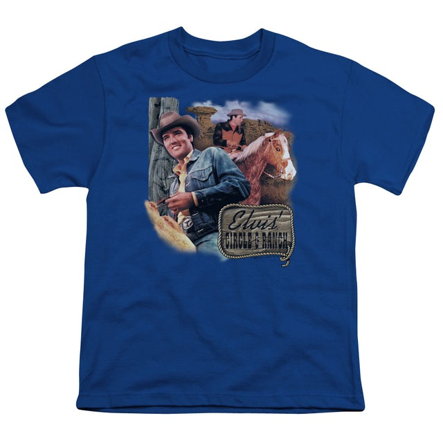 Elvis Presley Youth Tee | RANCH Youth T Shirt