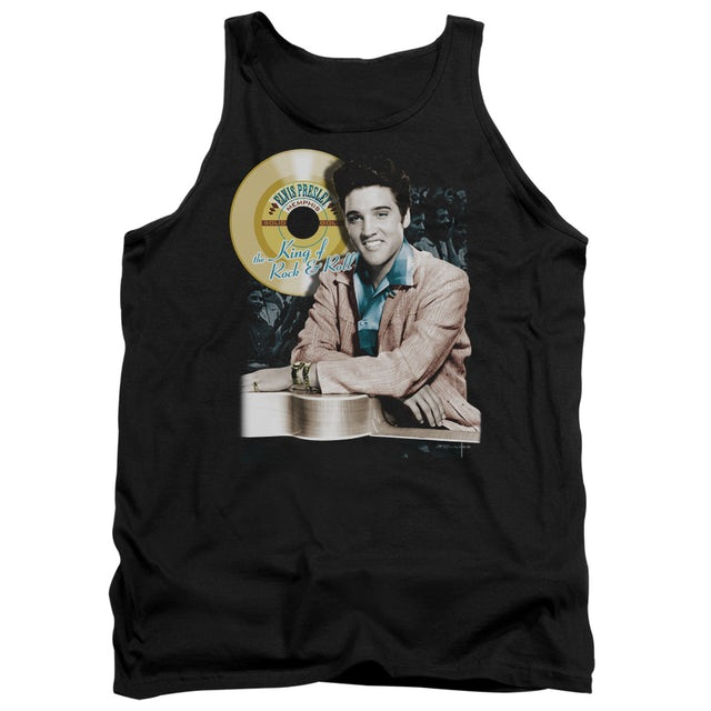 Elvis Presley Tank Top | GOLD RECORD Sleeveless Shirt