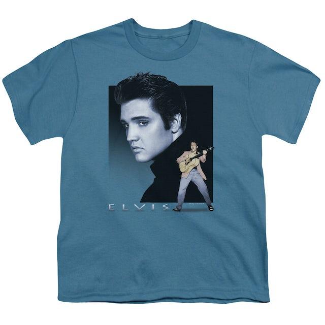Elvis Presley Youth Tee | BLUE ROCKER Youth T Shirt