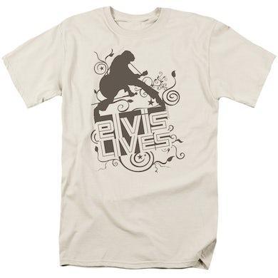 Shirt   ELVIS LIVES T Shirt