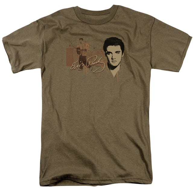 Elvis Presley Shirt | AT THE GATES T Shirt