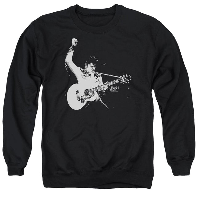 Elvis Presley BLACK&WHITE GUITARMAN