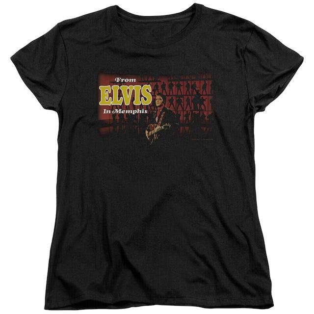 Women's Shirt | FROM ELVIS IN MEMPHIS Ladies Tee