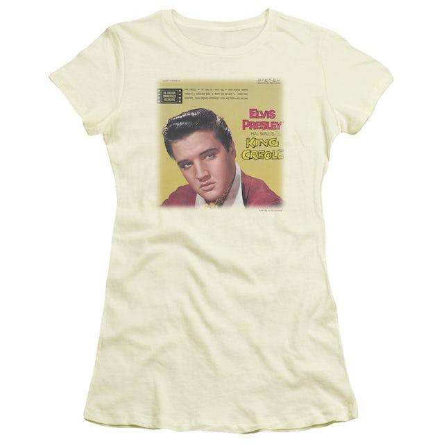 Elvis Presley Juniors Shirt | KING CREOLE SOUNDTRACK Juniors T Shirt
