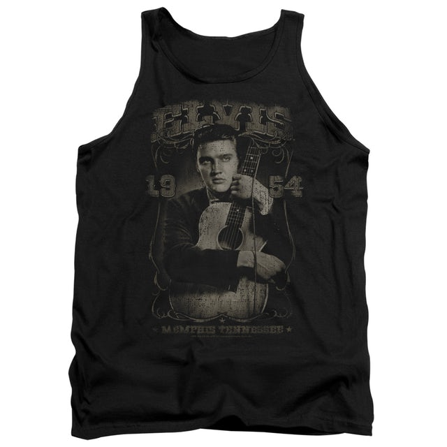 Elvis Presley Tank Top | 1954 Sleeveless Shirt