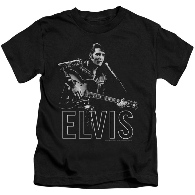 Elvis Presley Kids T Shirt | GUITAR IN HAND Kids Tee