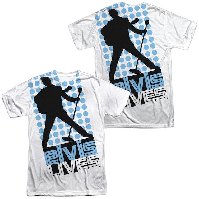 Elvis Presley Shirt | LIVIN LARGE Tee